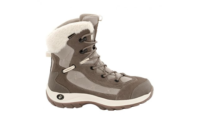 uk availability 9a246 348a3 Jack Wolfskin Damen-Winterstiefel Icy Park Texapore