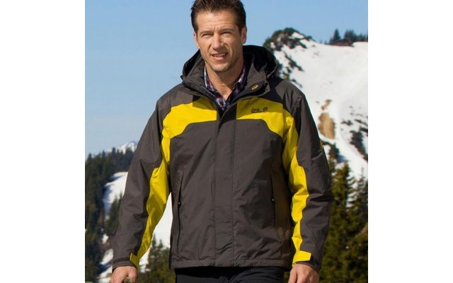 san francisco c0126 be079 Jack Wolfskin Herren Doppeljacke Cool Move