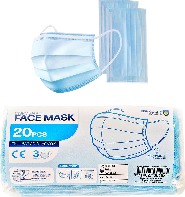 Einwegmasken Reinigen